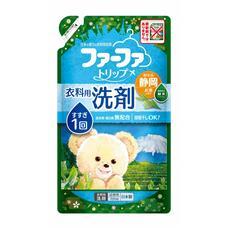 Жидкое средство для стирки детского белья NISSAN SoapFaFa Trip Shidzuoka с антибактериальным эффектом мягкая упаковка 720 гр