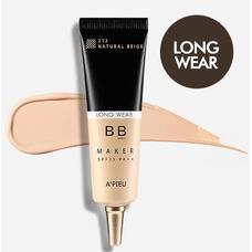 Крем ББ устойчивый A'PIEU BB Maker SPF30/PA++ (Long Wear/Natural Beige)