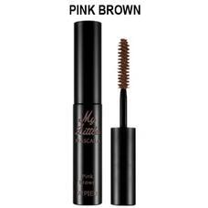 Тушь для ресниц  A'PIEU My Little Mascara (Pink Brown)