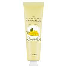 Крем для рук A'PIEU Cerabutter Hand Cream (Mango Butter) 35 мл