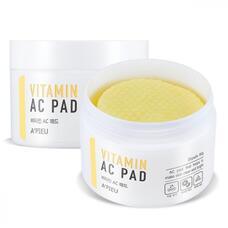Пады для лица отшелушивающие A'PIEU Vitamin AC Pad 80 гр