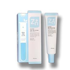 Крем солнцезащитный с цинком A'PIEU Cicative Zinc Sun Cream 40 гр