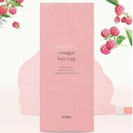 Маска для волос  A'PIEU Raspberry Vinegar Hair Cap 35 гр