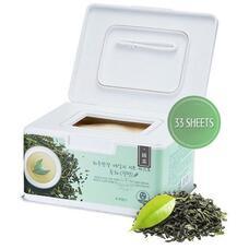 Маска для лица тканевая набор A'PIEU Daily Sheet Mask (Green Tea/Soothing) 350гр