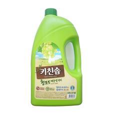 Премиальное дезодорирующее средство MUKUNGHWA для мытья посуды, овощей и фруктов в холодной воде Зеленый виноград 3,04 л