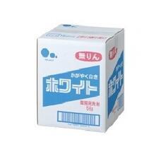 Стиральный порошок Mitsuei с ферментами и отбеливателем для удаления сильных загязнений (аромат свежести) 5кг