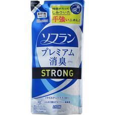 Кондиционер для белья LION Soflan Aroma Natural (усиленная формула с натуральным ароматом диких цитрусовых) 450 мл