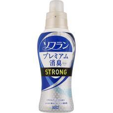 Кондиционер для белья LION Soflan Aroma Natural (усиленная формула с натуральным ароматом диких цитрусовых) 570 мл