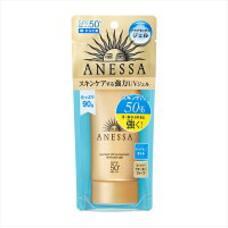 Anessa Perfect UV Sunscreen Skincare Gel SPF 50+ PA++++ Солнцезащитный водостойкий гель санскрин 90 гр