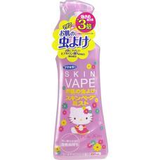 Спрей с ароматом персика на водной основе от комаров, мошек, слепней, клещей Fumakilla Skin Vape Mist Hello Kitty 200 мл