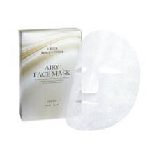 AXXZIA Beauty Force Airy Face Mask Маска для лица с комплексом пептидов и гиалуроновой кислотой № 7