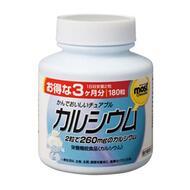 ORIHIRO MOST Кальций и витамин D № 120