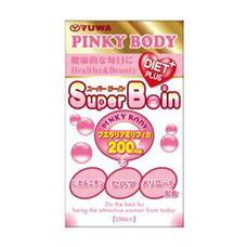 Yuwa Pinky Body Super B-in Diet Plus Супер диета плюс для похудения и нормализации гормонального фона № 150