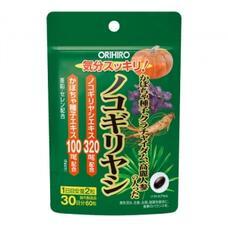 ORIHIRO Пальметто с семенами тыквы, женьшенем, цинком № 60
