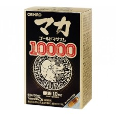 ORIHIRO Maca Gold Magnum 10000 Перуанская мака № 60