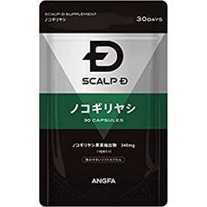 Комплекс для мужчин против облысения Angfa Scalp-D № 30