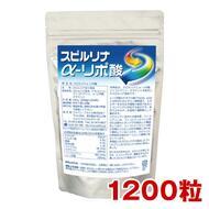 Высококачественная спирулина и альфа-липоевая кислота Algae Spirulina & a-lipoic Acid № 1200
