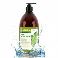 Гель для душа NATURIA МЯТА/ЛАЙМ PURE BODY WASH (Wild Mint & Lime), 750 мл