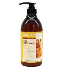 Гель для душа МЕД/ЛИЛИЯ NATURIA PURE BODY WASH (Honey & White Lily), 750 мл