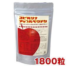 Высококачественная спирулина и яблочный пектин ALGAE № 1800