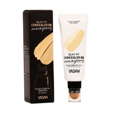 Крем ББ - консилер YADAH SILKY FIT CONCEALER BB POWER BRIGHTENING 35 мл