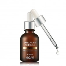 Сыворотка для лица с коллагеном YADAH COLLAGEN AMPOULE 30 мл