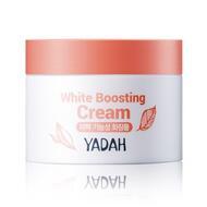 Крем для лица осветляющий YADAH WHITE BOOSTING CREAM 50 мл