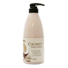 Гель для душа кокосовый WELCOS Coconut Body Cleanser 740 гр