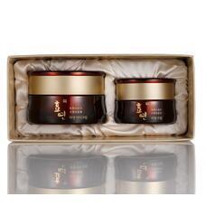 Набор для лица антивозрастной WELCOS Hyo Yeon Jayang Eye Cream Set
