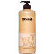 Шампунь для волос WELCOS Mugens Rich Moisture Treatment Shampoo 1000 г