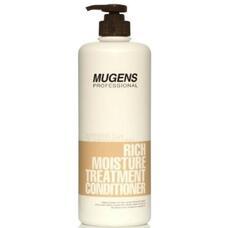 Кондиционер для волос увлажняющий WELCOS Mugens Rich Moisture Treatment Conditioner 1000г