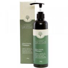 Шампунь от перхоти Глубокое очищение WELCOS Mugens Legitime Deep Cleansing Shampoo 300г