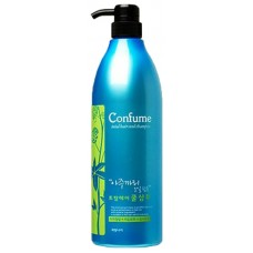 Шампунь для волос c экстрактом мяты WELCOS Confume Total Hair Cool Shampoo 950 мл