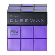 Воск для укладки волос WELCOS Confume Cube Wax Wild Extreme 80 гр