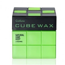 Воск для укладки волос WELCOS Confume Cube Wax Natural Hair Keep 80 гр