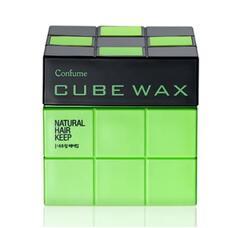 Воск для укладки волос WELCOS Confume Cube Wax Natural Hair Keep 80 гр