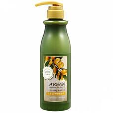 Эссенция для волос с аргановым маслом WELCOS Confume Argan Treatment Smoothing Hair Essence 500 мл