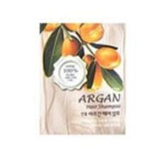 Шампунь для волос c маслом арганы пробник WELCOS Confume Argan Hair Shampoo Pouch