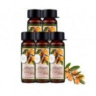 Набор ампул для волос с аргановым маслом WELCOS Confume Argan Treatment Hair Ampoule 15мл*5