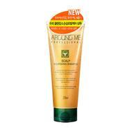 Шампунь для волос и кожи головы питательный WELCOS Around Me Scalp Nourishing Shampoo 230 мл
