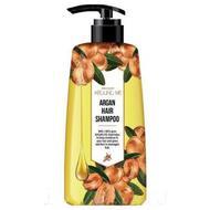 Шампунь для поврежденных волос WELCOS Around me Argan Hair Shampoo 500 мл