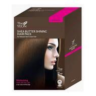 Маска для волос с маслом Ши The YEON Shea butter shining hair pack 25гр