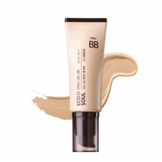 ББ крем гелевый THE SAEM Eco Soul Spau Gel BB SPF30 PA++ 01 Light Beige