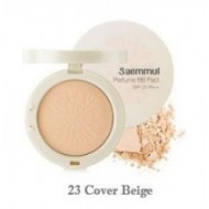 Пудра компактная ароматизированная 23т THE SAEM Sammul Perfume BB Pact SPF25 PA++ 23. Cover Beige 20гр