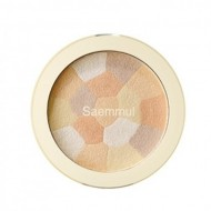 Хайлайтер минеральный 02 THE SAEM Saemmul Luminous Multi Highlighter 02. Gold Beige 8гр