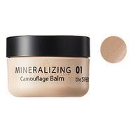 Консилер-бальзам минеральный THE SAEM Mineralizing Camouflage Balm 02 Rich Beige 10гр