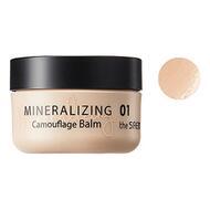 Консилер-бальзам минеральный THE SAEM Mineralizing Camouflage Balm 01 Clear Beige 10гр