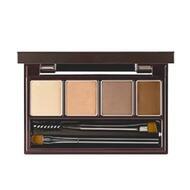 Набор для макияжа бровей THE SAEM Eco Soul Multi Brow Kit 02 Gray Brown 3,8гр