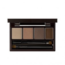 Набор для макияжа бровей THE SAEM Eco Soul Multi Brow Kit 01 Natural Brown 3,8гр