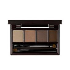 Набор для макияжа бровей THE SAEM Eco Soul Multi Brow Kit 01 Natural Brown 3,8гр